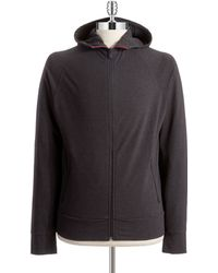 Victorinox Long Sleeved Hoodie - Lyst