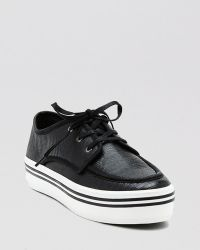 Dv By Dolce Vita Platform Lace Up Sneakers - Jaimee - Lyst