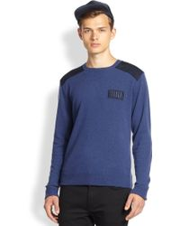 Marc By Marc Jacobs Sarge Cashmere Sweater - Lyst