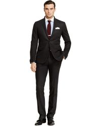 Ralph Lauren Black Label Nigel Wool Flannel Suit - Lyst