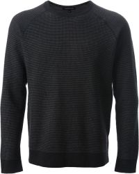 Surface To Air Textured Sweater - Lyst