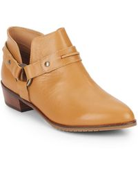 Kelsi Dagger Brooklyn - Vermont Leather Booties - Lyst