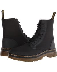 Dr. Martens Combs Fold Down Boot - Lyst