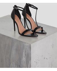 BCBGMAXAZRIA Bcbg Danielle Ankle Strap Sandal - Black