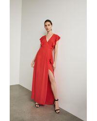 f63ba6d136 BCBGMAXAZRIA - Runway Scarlette Dress - Lyst