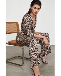 BCBGMAXAZRIA Bcbg Leopard Jumpsuit - Multicolour
