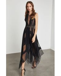 BCBGMAXAZRIA - Bcbg Andi Lace Dress - Lyst