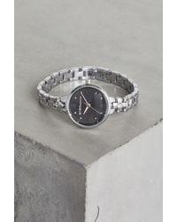 BCBGeneration - Silver-tone Crystal Bracelet Watch - Lyst