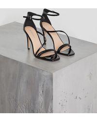 BCBGeneration Isabel Ankle Strap Sandal - Black