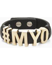 BCBGeneration - Custom Affirmation Bracelet Strap - Lyst
