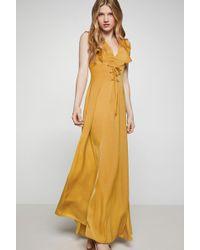 BCBGeneration - Evening Corset Maxi Dress - Lyst