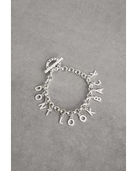 BCBGeneration No Looking Back Charm Bracelet - Metallic