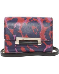 Diane von Furstenberg Heritage Micro Mini Bag - Lyst