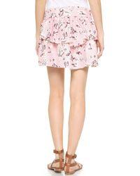 Piamita - Carrie Miniskirt - Lyst