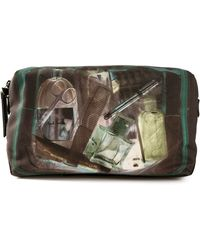 Paul Smith Black Contents Washbag - Lyst
