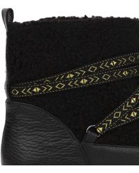 House of Harlow 1960 - 1960 Sadie Pull On Alpine Boots - Lyst