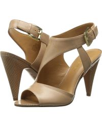 Nine West Beige Shapeup - Lyst
