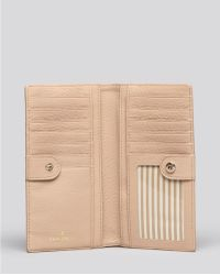 Kate Spade Wallet - Cobble Hill Stacy - Natural