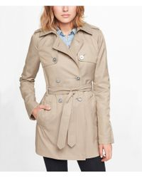 Express Classic Trench Coat - Lyst