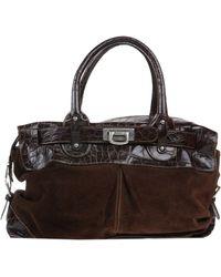 Berge' Handbag - Brown