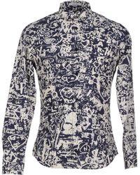 Carven Shirt - Blue