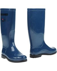 DSquared² Boots - Blue