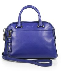 MILLY - Blake Small Satchel - Lyst