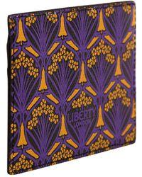 Liberty - Purple Card Holder - Lyst