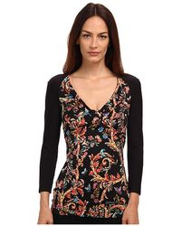 Just Cavalli tops long sleeved tops - Lyst