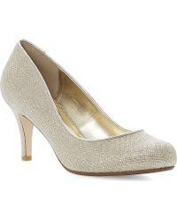 Dune Amelia Heeled Court Shoes - Lyst