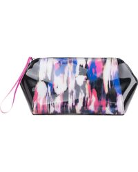 French Connection Alexa Printed Washbag - Multicolour