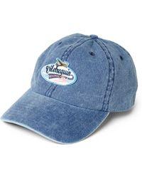 Vilebrequin Logo Baseball Cap - Lyst