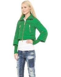 DSquared2 Sixties Puffy Jacket  - Lyst