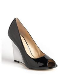 Enzo Angiolini Amerly Wedge Pumps - Lyst