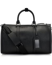 Burberry London Leather Weekend Bag - Lyst