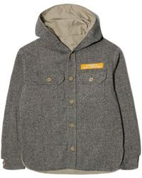 Human Made - Reversible Hooded Jacket - Lyst