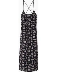 Rachel Comey Kassia Dress black - Lyst