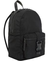 Christopher Kane - Nylon Zip Pocket Backpack - Lyst