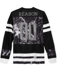 Reason - Homies Mesh T-shirt - Lyst