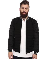 Diesel Black W-photioso Jacket - Lyst