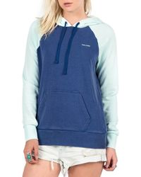 Volcom | 'lived In' Pullover Hoodie | Lyst