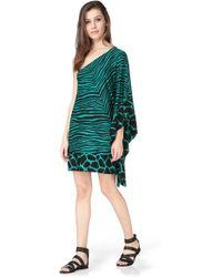 MICHAEL Michael Kors Printed Dress - Mm57695 - Lyst