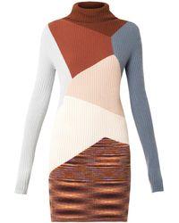 Missoni Colourblock Cashmere Sweater - Lyst
