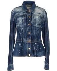 Pierre Balmain | Denim Outerwear | Lyst