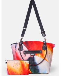 MZ Wallace Chelsea Tote Cosmic Bedford - Lyst