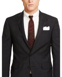 Polo Ralph Lauren Polo Glen Plaid Suit - Lyst