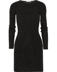 Etoile Isabel Marant Abilay Wool-blend Mini Dress - Lyst