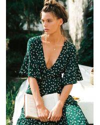Faithfull The Brand - Melia Midi Dress - Lyst