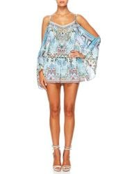 Camilla - Lover's Retreat Playsuit - Lyst
