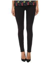 Armani Jeans Skinny Fit Garment Dyed Pant - Lyst